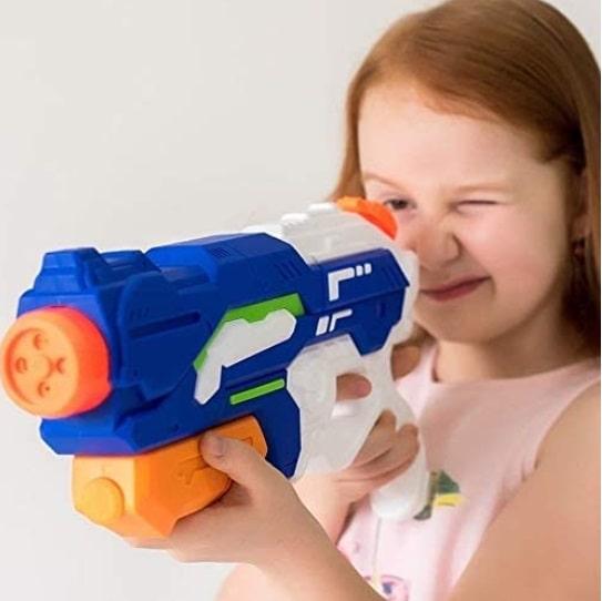 MeiGuiSha 2 Packs Squirt Gun