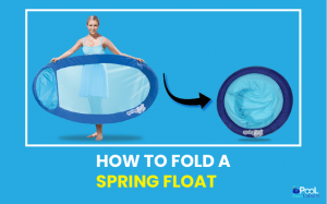 How to fold a spring float
