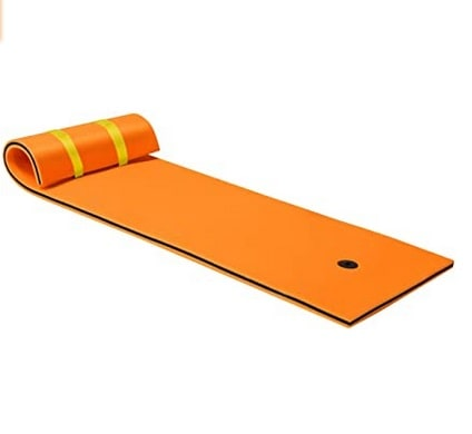 Goplus Floating Water Pad Mat